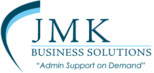 Virtual Admin Support | JMK Business Solutions